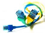 Síťový kabel k internetu